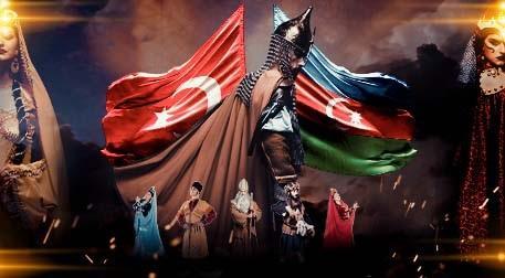 Bir Millet İki Devlet Kardeşlik Destanı Tiyatral Dans Gösterisi - Congresium Ankara, Ankara