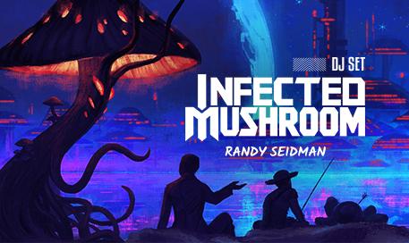 Infected Mushroom - Life Park, İstanbul