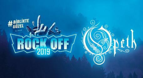 Birlikte Güzel Sunar: Rock Off 2019 - Parkorman, İstanbul