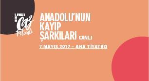 Zorlu PSM Caz Festivali: Anadolu'nun Kayıp Şarkıları 'Canlı'