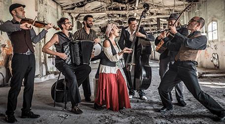 Barcelona Gipsy Balkan Orchestra - 6:45 KK Ankara - Ankara