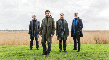 Borusan Quartet ve Viyana Klasikler - ENKA İbrahim Betil Oditoryumu - İstanbul