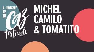 Zorlu PSM Caz Festivali: Michel Camilo & Tomatito