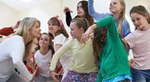 Creative Drama Workshop with Children