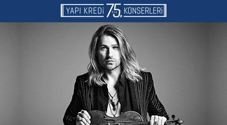 David Garrett - Volkswagen Arena - İstanbul