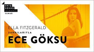 Ella Fitzgerald Anma Konseri - Ece Göksu