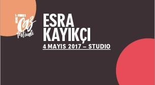 Zorlu PSM Caz Festivali: Esra Kayıkçı