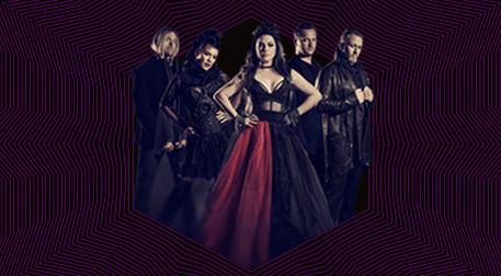 Evanescence - Volkswagen Arena, İstanbul