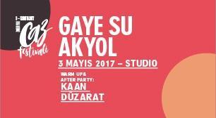 Zorlu PSM Caz Festivali: Gaye Su Akyol