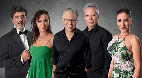 Livaneli ile Sevdalım Hayat (Şarkıları & Öyküleri) - Türker İnanoğlu Maslak Show Center, İstanbul