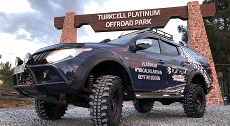 Offroad Experience - Turkcell Platinum Offroad Park - İstanbul