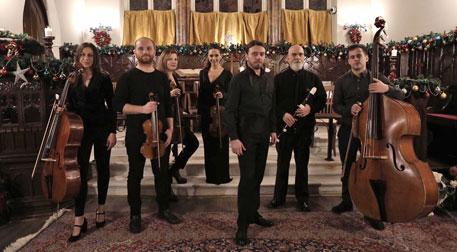Otto Barok Konseri - All Saints Moda Kilisesi-Kadıköy - İstanbul