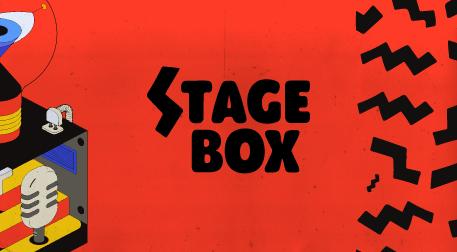 Stage Box - Duman & Therapy & Dolu Kadehi Ters Tut & Emir Can İğrek & Al York & Sülfür Ensemble - Volkswagen Arena, İstanbul