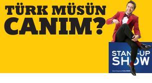 Barbaros Uzunöner Stand-up Gösteri - Türk müsün Canım?