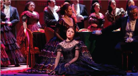 ROH: La Traviata - Zorlu PSM - STUDIO - İstanbul