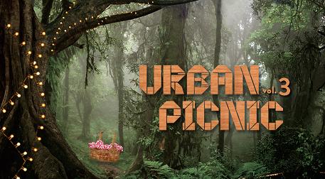 Urban Picnic - 4 Mayıs - Kemer Country Orman Evi - İstanbul