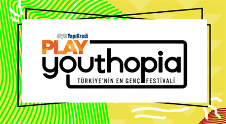 Youthopia Festival - KüçükÇiftlik Park, İstanbul