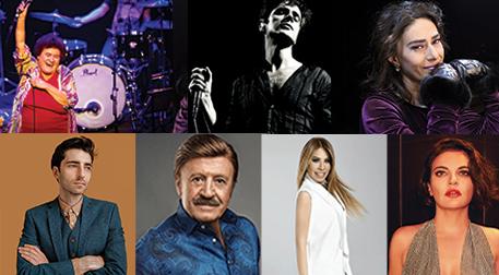Harbiye Açıkhava'da Yıldızlar Geçidi - İstanbul Büyükşehir Belediyesi Harbiye Cemil Topuzlu Açıkhava Tiyatrosu, İstanbul