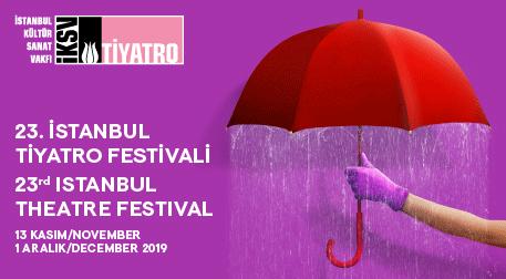 23. İstanbul Tiyatro Festivali - Çeşitli Mekanlar