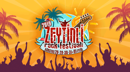 Zeytinli Rock Festivali 2019 - Zeytinli Dalyan Sahili, Balıkesir