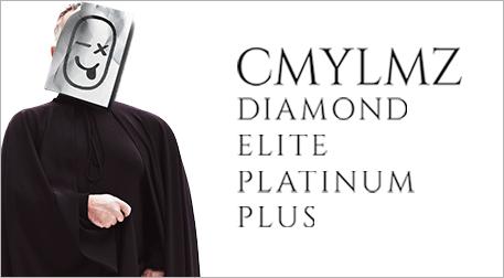 CMYLMZ – Diamond – Elite – Platinum - Plus - İzmir Kültürpark Açıkhava Tiyatrosu, İzmir