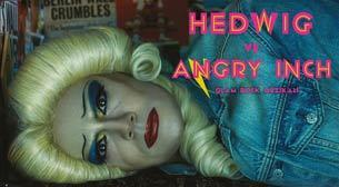 Hedwig ve Angry İnch Glam Rock Musical