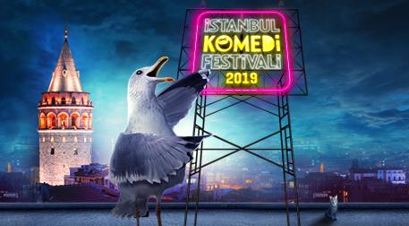 İstanbul Komedi Festivali - Çeşitli Mekanlar