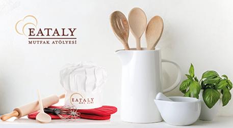 Eataly Workshopları - Eataly Mutfak Atölyesi, İstanbul