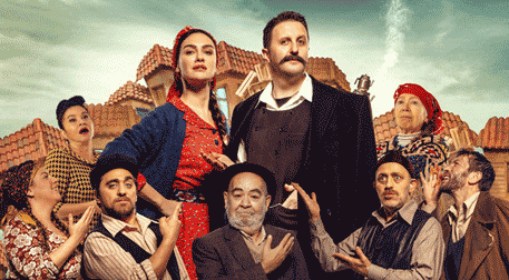 Keşanlı Ali Destanı - Türker İnanoğlu Maslak Show Center, İstanbul
