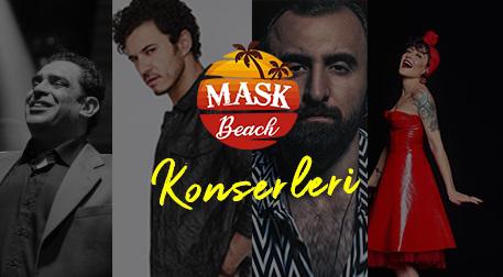 Mask Beach Etkinlikleri - Mask Beach, İstanbul