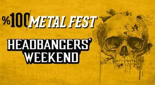 %100 Metal Fest Headbangers'Weekend