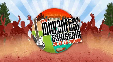 MilyonFest Eskişehir 2019 - Mola Tesisleri, Eskişehir