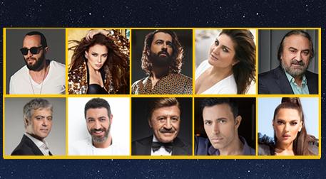 Turkcell Yıldızlı Geceler - İstanbul Büyükşehir Belediyesi Harbiye Cemil Topuzlu Açıkhava Tiyatrosu, İstanbul