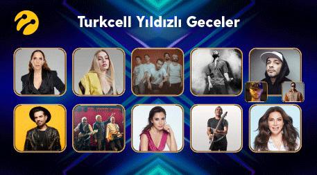 Turkcell Yıldızlı Geceler - Turkcell Vadi, İstanbul